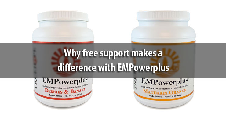Why free support makes a difference with EMPowerplus