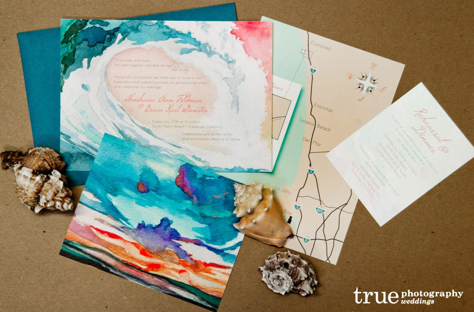 beach wedding invites wedding invitations beach theme custom watercolor beach wedding invitations by alfie design san