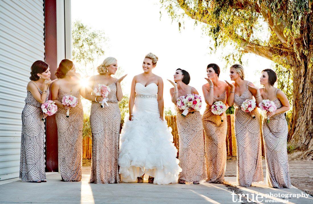 bridesmaid dresses color style popular fashions wedding dresses in color Metallic Bridesmaids Dresses