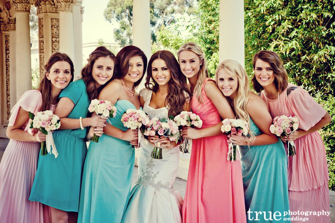 bridesmaid dresses color style popular fashions wedding dresses with color Multi Colored Bridesmaids Dresses