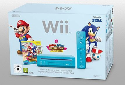 Mario and Sonic Olympic Wii