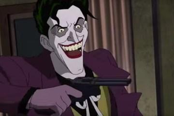 Batman The Killing Joke Rated R
