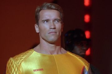 Movies Leaving Tubi TV in July 2017: The Running Man