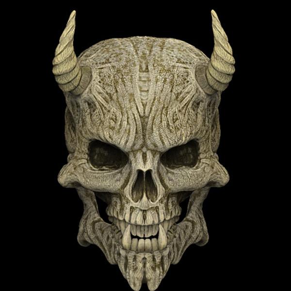 Skeleton Head Wallpaper 3d Metal Hammer Golden Gods Returns With More Metal More