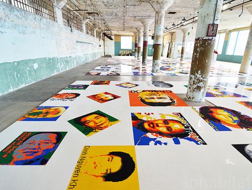 03 @Large, 2014, Alcatraz Prison