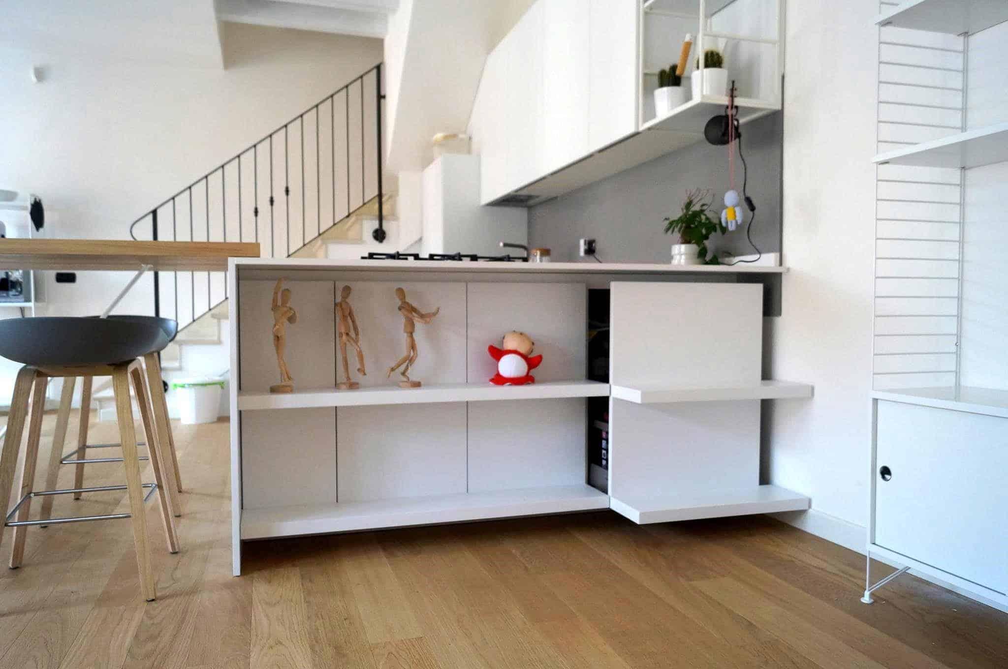 Mensole Moderne Per Cucina   Mensole Per Cucina Fai Da Te