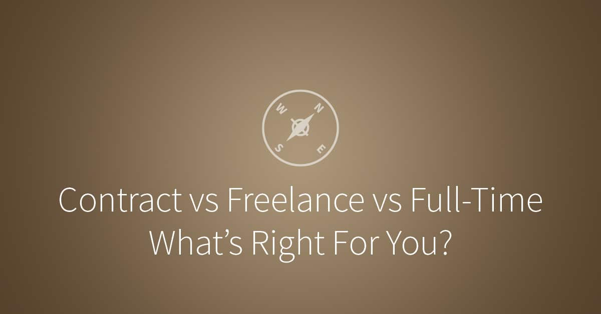 Contract vs Freelance vs Full-Time Can You Tell the Difference - differences employee independent contractor