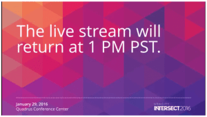 Udacity_Intersect_LiveStream_Screenshot