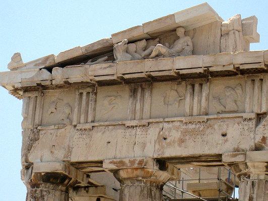希臘~雅典(Athens)06衛城(上) - CJ -image‧CJ 意象館 - udn部落格