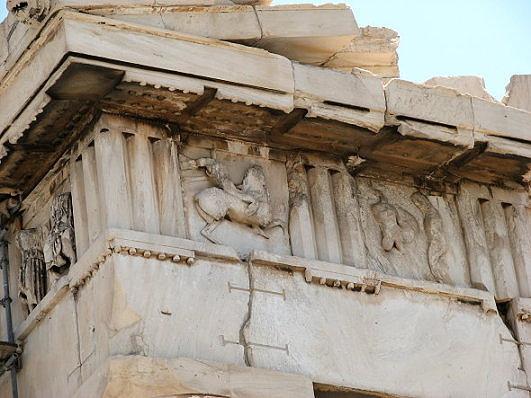 希臘~雅典(Athens)06衛城(上) - 友善列印 - udn部落格
