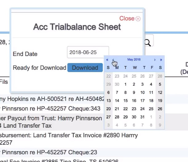 Where you\u0027re headed using trial balance and balance sheets