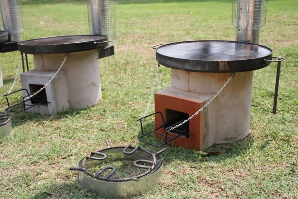 Eco-stoves in El Salvador