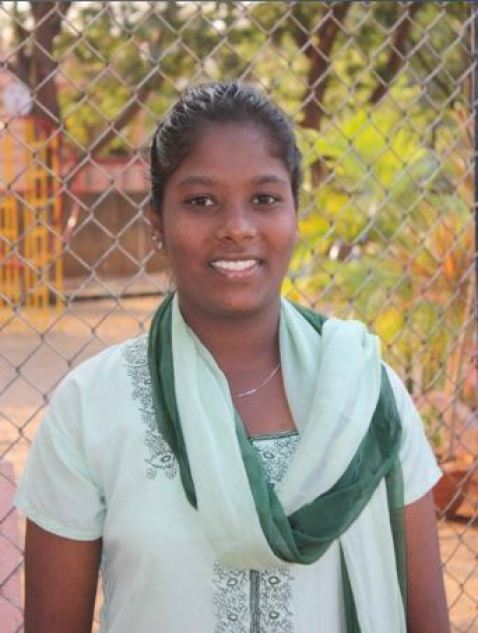 CFCA sponsored youth in India.
