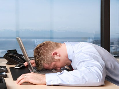 10 Ways to Keep Yourself Awake at Work