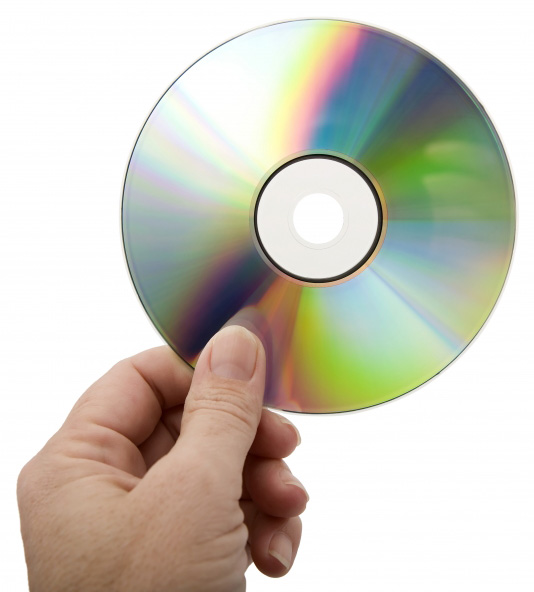 The CD Manufacturing Process