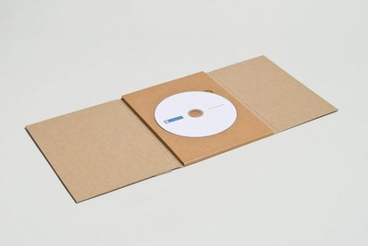 4 Cardboard Cases for Your DIY CD Package