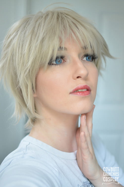 Hope Estheim Cosplay Wig