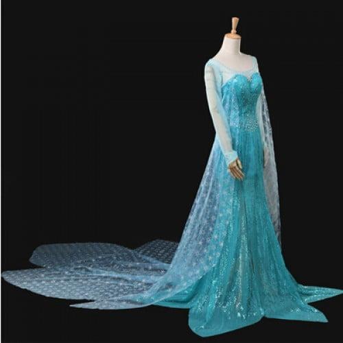 Elsa costume full