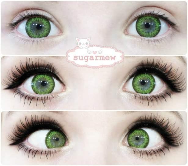kiwi sherbat eyes