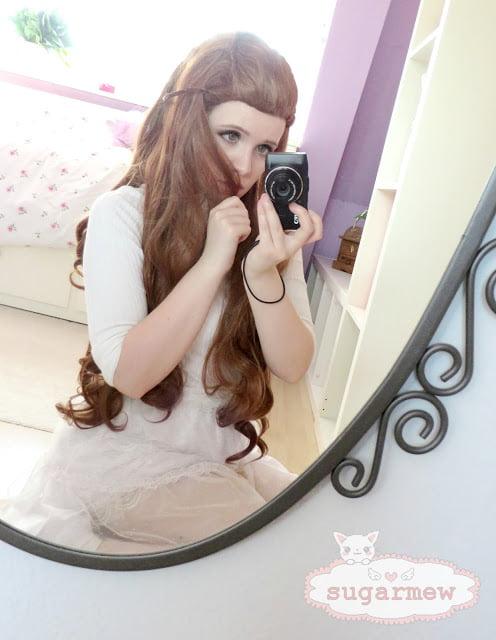 Tauriel Cosplay Wig