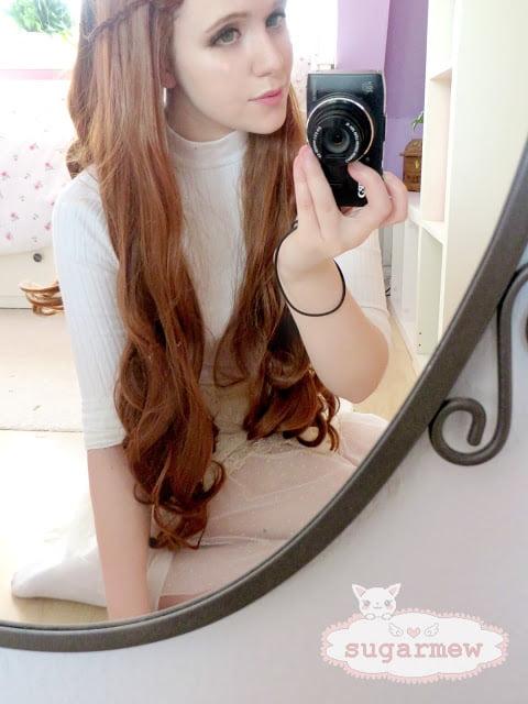 long brown