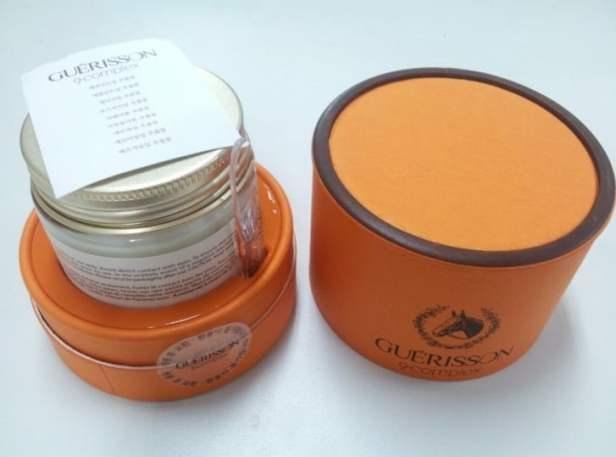 Korean skin care moisturiser to treat patchy skin