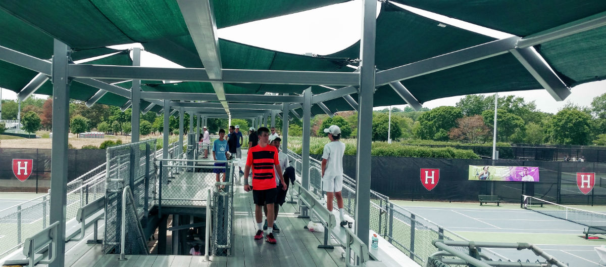 How to Make the Most of a Tennis Showcase