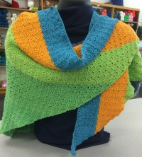 Free Pattern Friday  Summer Shawl  Universal Yarn ...