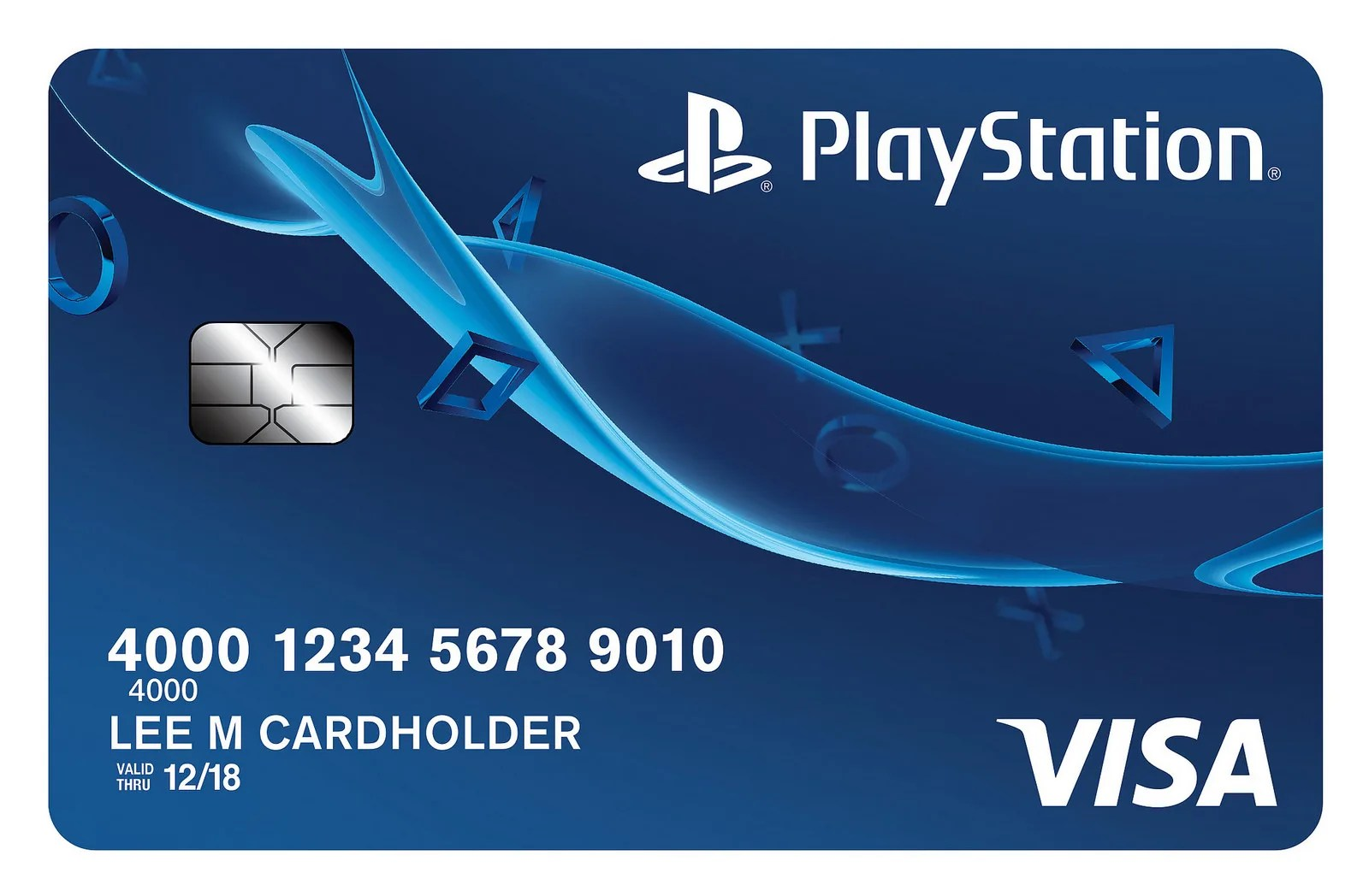 Ps Store Karte Introducing The New Playstation Credit Card Playstation Blog