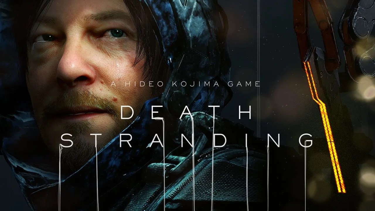 Death Stranding Hideo Kojima Reveals Cover Art More At