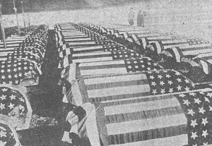 US caskets at Palawan
