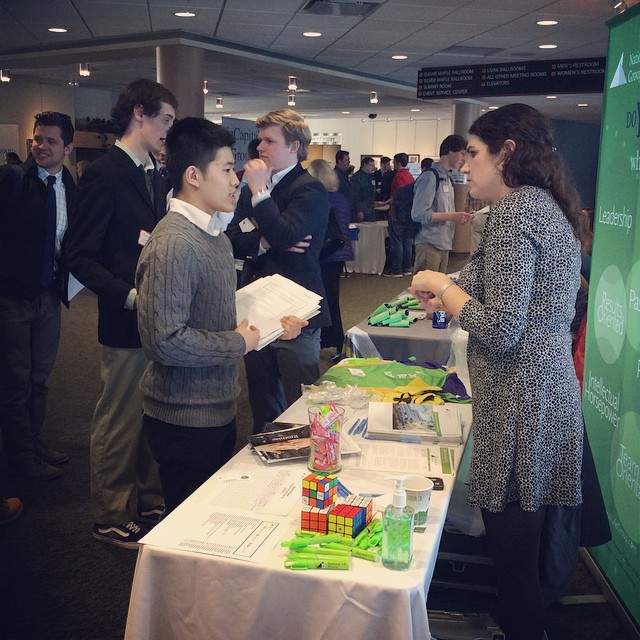 5 Easy Things to do After the UVM Job Fair \u2013 University of Vermont