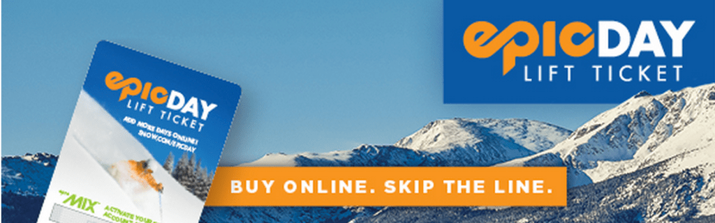 Lift Ticket Vail Skip The Ticket Window And Buy Daily Lift Tickets Via