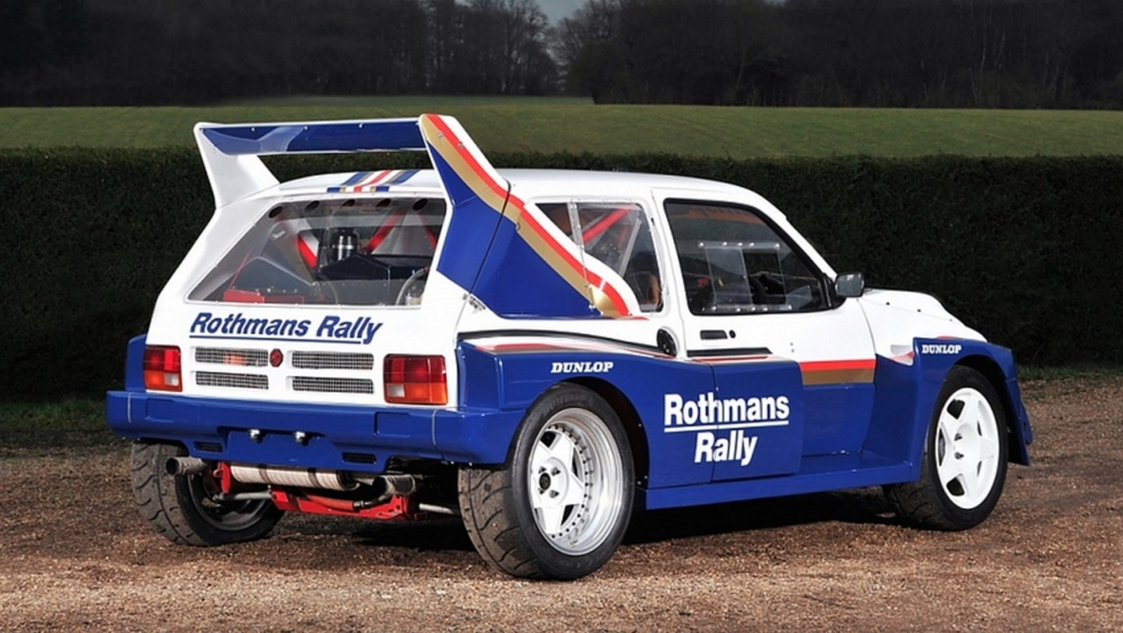 Group B Rally Cars Wallpapers 1985 Mg Metro Group B Rally Car Is Heading To Auction