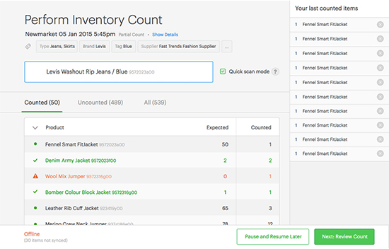 Taking a Physical Inventory Count 10 Practical and Easy Tips