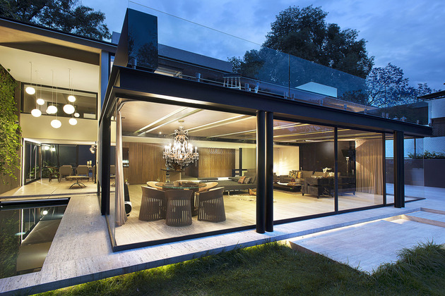 Estrutura Metalica Para Fachadas E Coberturas De Vidro