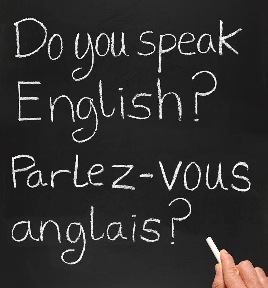 fluent traduction cv