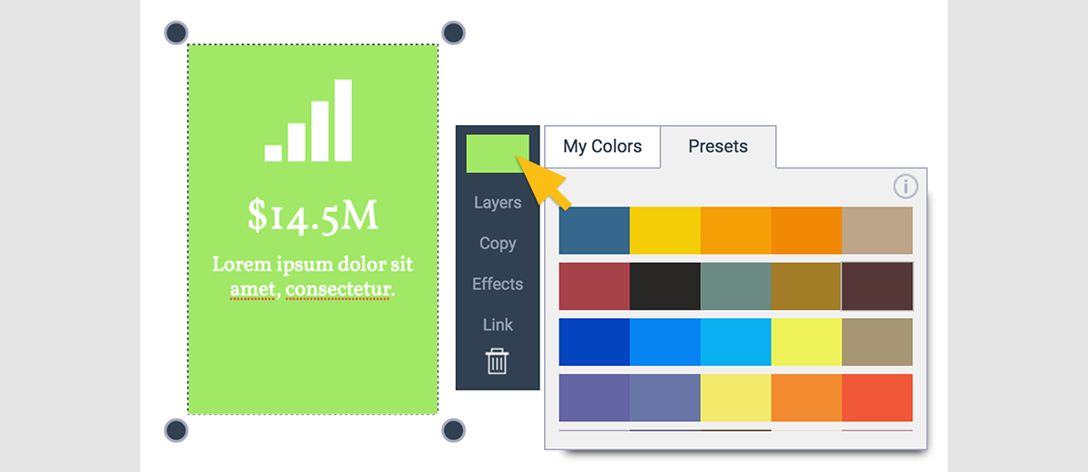 Visme vs Google Slides Whatu0027s the Difference? Visual Learning - end of month report template