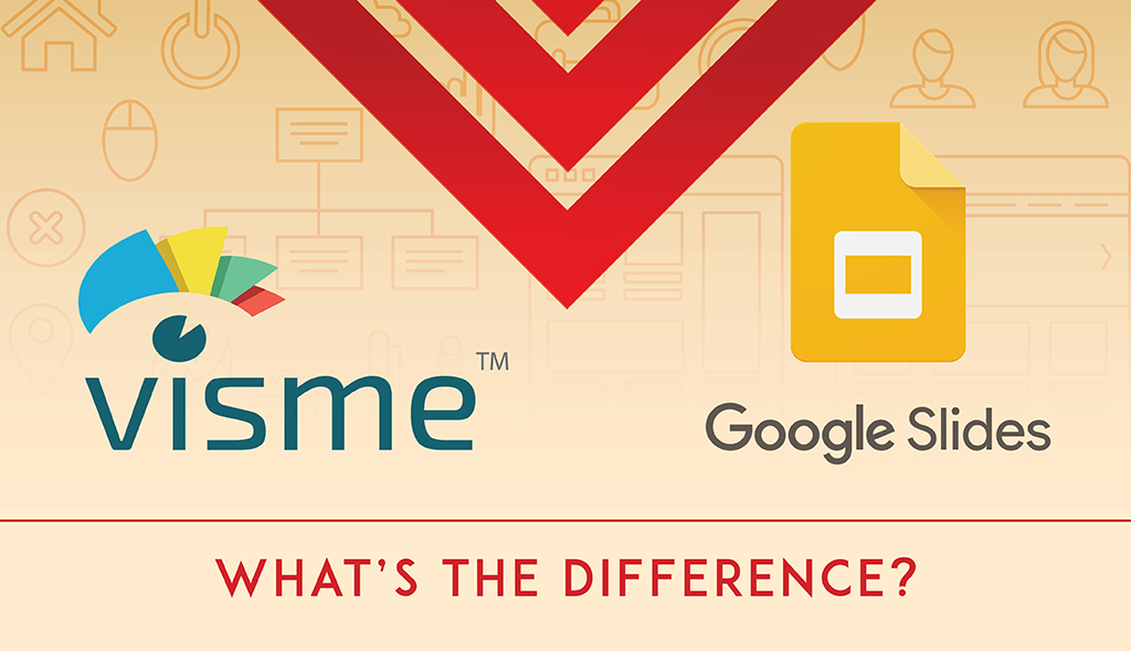 Visme vs Google Slides Whatu0027s the Difference? Visual Learning - google powerpoint template