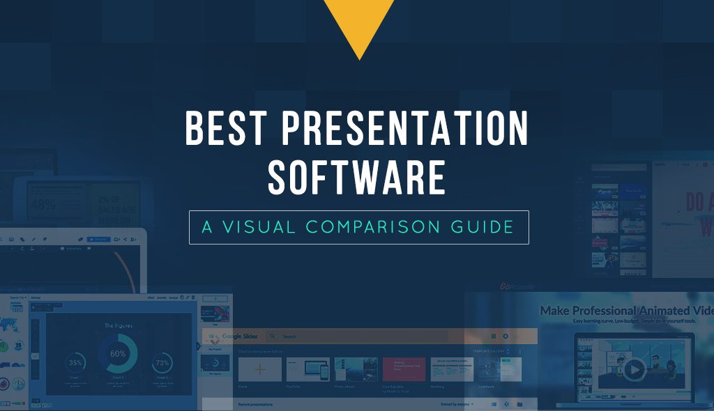 The Best Presentations of 2016 Visual Learning Center by Visme