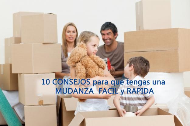 ¿te mudas de #casa? – 10 consejos para que sea fácil y rápido