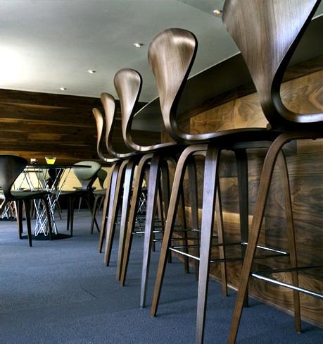 Design icons norman cherner - Norman cherner barstool ...