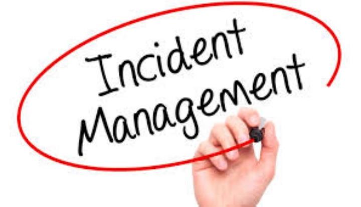 incident report clip art