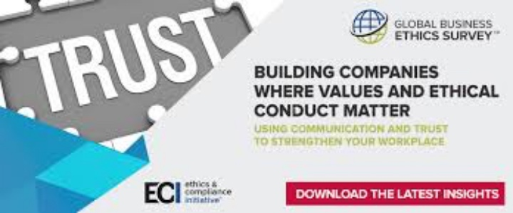 Ethics and Compliance Initiative Report The Importance of Ethics
