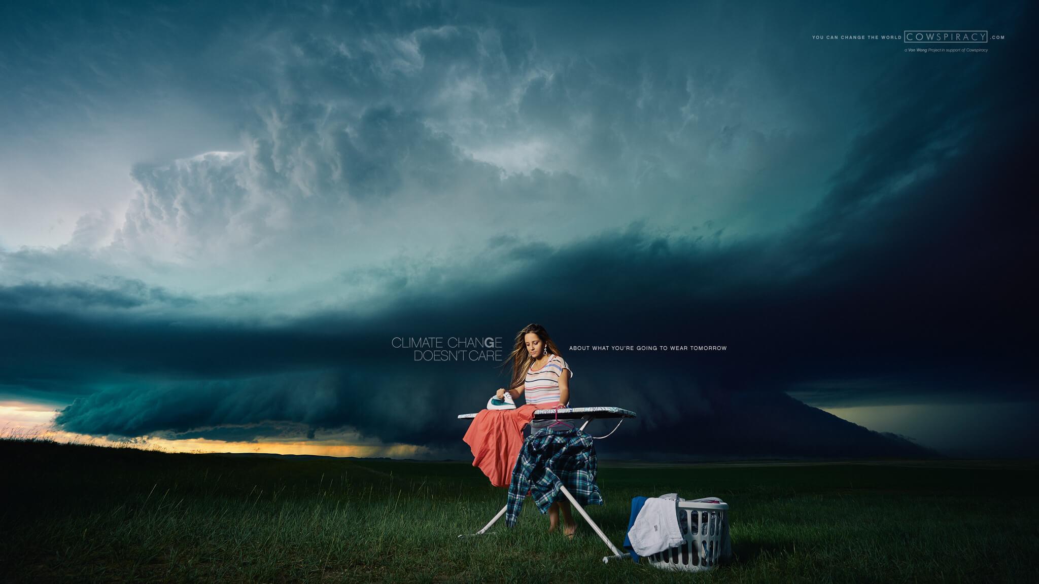Falling Skies Wallpaper Hd Surreal Stormchasing Portraits Von Wong Blog