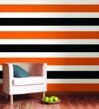 Creating A Striped Wall  PopTalk!