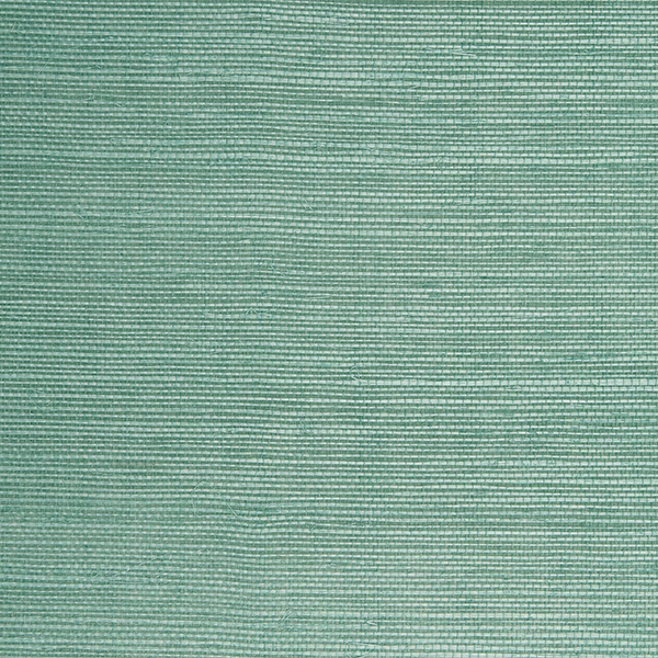 Sisal Tiffany Blue Grasscloth R2006