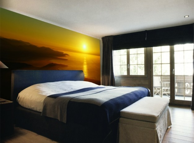 Sunset Scenic Wall Mural M8427