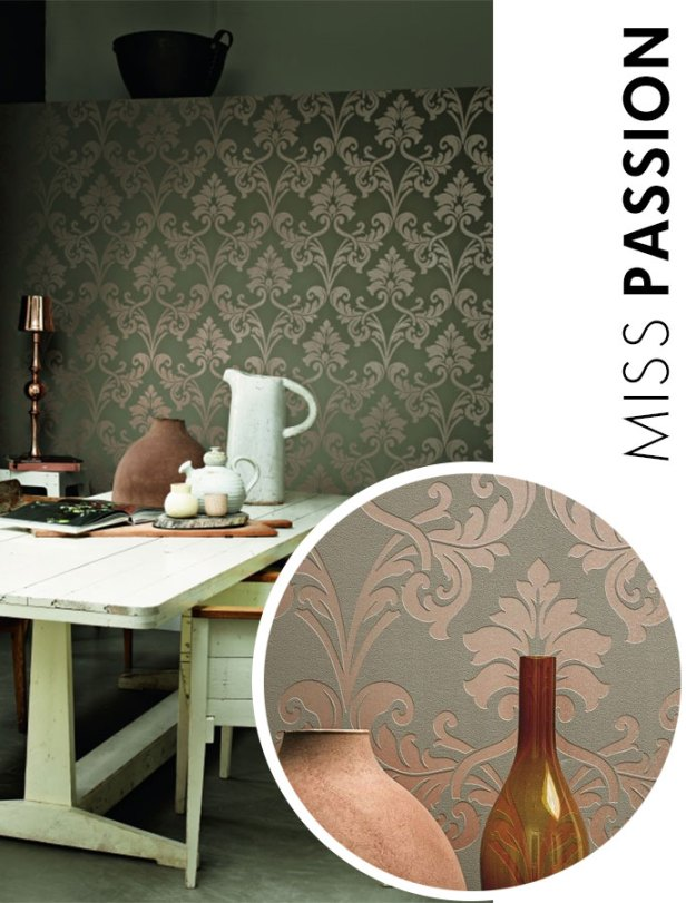 Miss Passion Grey R1459
