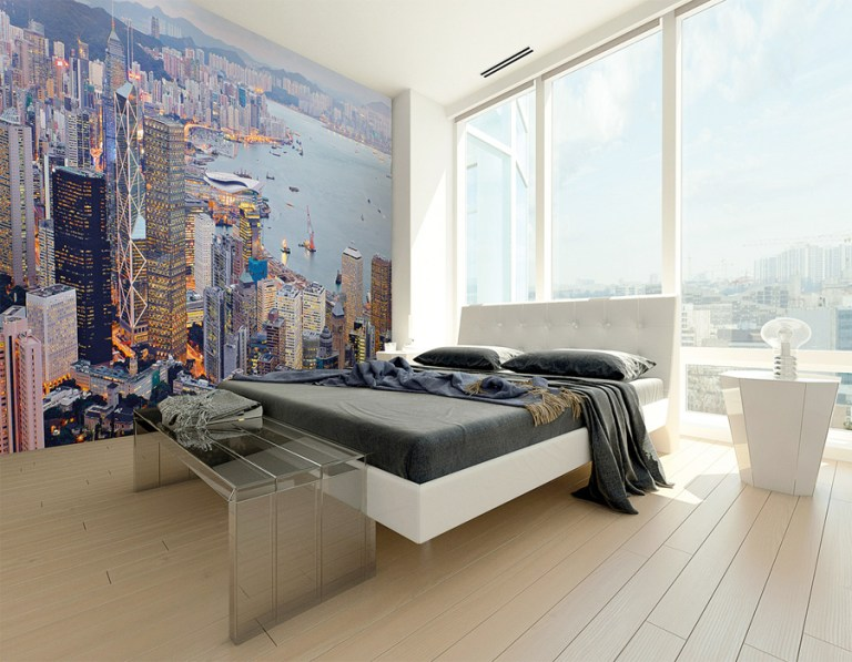 Walls Republic | Hong Kong Overview Contemporary Mural M9151